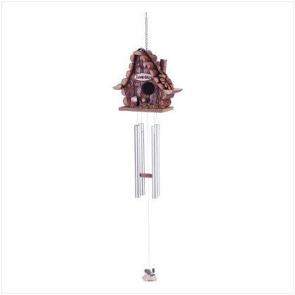 Birdhouse Windchime