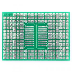 20-pin SSOP,TSSOP and SOIC Surface Mount Prototype Board FP276520