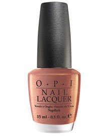 OPI Nail Polish Lacquer CHARMED BY SNAKE - NLI50
