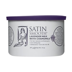 Satin Smooth LAVENDER WAX WITH CHAMOMILE 14oz