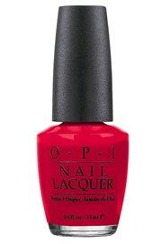 OPI Nail Polish Lacquer OPI RED - NLL72