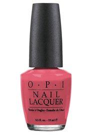 OPI Nail Polish Lacquer GRAND CENTRAL SUNSET - NLL30