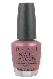 OPI Nail Polish Lacquer BLUSHINGHAM PALACE  NLB16