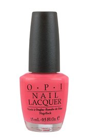 OPI Nail Polish Lacquer CHAPEL OF LOVE  NLV01