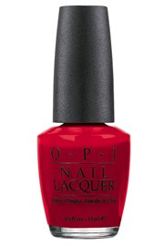 OPI Nail Polish Lacquer CHICK FLICK CHERRY  NLH02