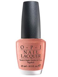 OPI Nail Polish Lacquer COZU-MELTED IN THE SUN NLM27