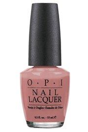 OPI Nail Polish Lacquer DULCE DE LECHE  NLA15