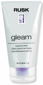 Rusk Gleam Lusterizing Cream 3.5oz