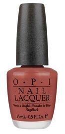 OPI Nail Polish Lacquer Kreme de La Kremlin NLR61