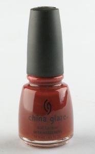 China Glaze Nail Polish VISIBLE SHIVERS CGX089