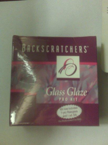 Backscratcher Glass Glaze Pro Kit - New In Box