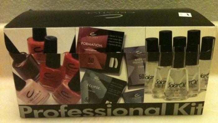 Creative Nail Design Professional Kit #01000