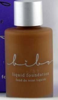Graham Webb Bibo TOFFEE Liquid Foundation Drk Brown