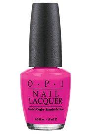 OPI Nail Polish Lacquer La Paz-itively Hot NLA20