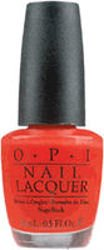 OPI Nail Polish Lacquer Most Honorable Red NLJ12