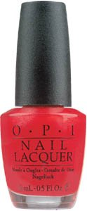 OPI Nail Polish Lacquer You're Such a Kabuki Queen NLJ01
