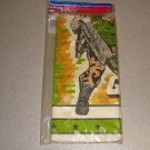 """REPEATER TABLE COVER GI JOE NEW SEALED 1988 52"""" X 88"""""""
