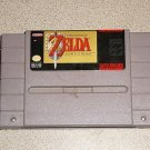 THE LEGEND ZELDA LINK TO THE PAST SUPER NINTENDO SNES