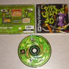 PIPE DREAMS 3D 3-D PLAYSTATION PS1 100% COMPLETE