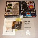 SABRE TEAM PC 100% COMPLETE BIG BOX