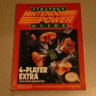 4 PLAYER EXTRA NES NINTENDO POWER STRATEGY GUIDE VOL 19