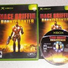 MACE GRIFFIN BOUNTY HUNTER XBOX 100% COMPLETE