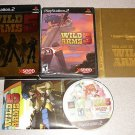WILD ARMS 5 10th ANN EDITION PS2 PLAYSTATION 2 COMPLETE