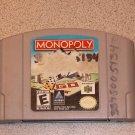 MONOPOLY N64 NINTENDO 64