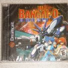 BANGAI-0 BANGAI SEGA DREAMCAST NEW SEALED SHOOTER