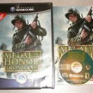 MEDAL OF HONOR FRONTLINE NINTENDO GAMECUBE 100% WII