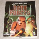STAR WARS DARK FORCES OFFICIAL PLAYER'S GUIDE PC BOOK