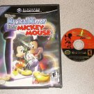 DISNEY'S MAGICAL MIRROR MICKEY GAMECUBE PLAYS ON WII