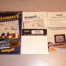 BISMARCK THE NORTH SEA CHASE COMMODORE 64 C64 BOXED