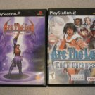 ARC THE LAD END DARKNESS & TWILIGHT S PS2 PLAYSTATION 2