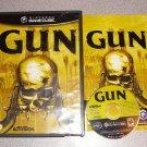 GUN MATURE GAME NINTENDO GAMECUBE 100% COMPLETE