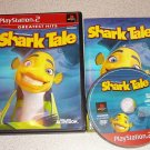 SHARK TALE DREAMWORKS PLAYSTATION 2 PS2 100% EVERYONE