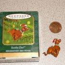 Hallmark Scooby Doo Tiny Keepsake Ornament 2001 Boxed