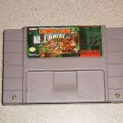 DONKEY KONG COUNTRY SUPER NINTENDO SNES