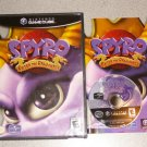 SPYRO ENTER THE DRAGONFLY NINTENDO GAMECUBE 100%