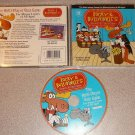 ROCKY & BULLWINKLE'S KNOW IT ALL QUIZ GAME PC CD