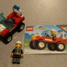 LEGO 6511 RESCUE RUNABOUT SYSTEM 100% COMPLETE SET