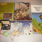WIZARD'S QUEST 1979 AVALON HILL BOOKCASE GAME