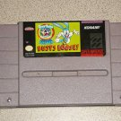 TINY TOON'S BUSTER BUSTS LOOSE SUPER NINTENDO SNES