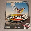 TONY HAWK PRO SKATER 2 BRADY OFFICIAL STRATEGY GUIDE