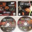 STAR WARS JEDI KNIGHT DARK FORCES II 2 PC IBM CD INSTRS