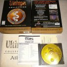 ULTIMA COLLECTION 100% COMPLETE BOXED PC MAP 1-8 RARE