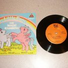 MY LITTLE PONY MAGIC RAINBOW 33 1/3 RPM RECORD BOOK SET