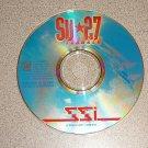 SU 27 FLANKER SSI GAME PC CD WIN 95