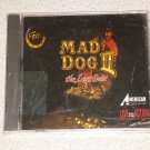 MAD DOG MCCREE II 2 GAME PC CD NEW SEALED LIVE ACTION