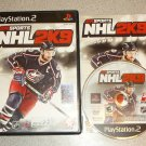 NHL 2K9 HOCKEY 2009 PS2 PLAYSTATION 2 100% COMPLETE